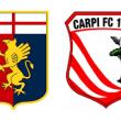 Genoa-Carpi streaming diretta live_2