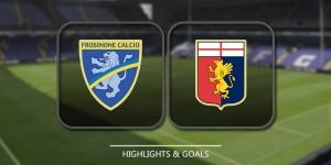 Genoa-Frosinone streaming-diretta tv, dove vedere Serie A