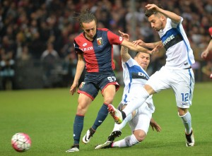 Genoa-Inter 1-0: highlights, pagelle e foto. De Maio decisivo