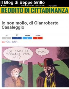 """M5S: Casaleggio Gianroberto """"abdica"""" per Casaleggio Davide?"""