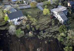 Terremoto Giappone: nuova forte scossa magnitudo 5.1
