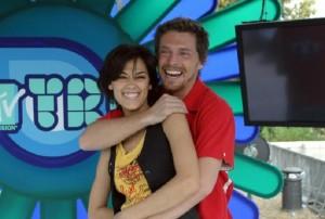 Giorgia Surina ai tempi di MTV