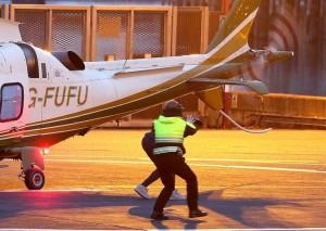 Leicester, Demarai Gray rischia decapitazione da elicottero 2