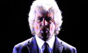 """Grillo fa Casaleggio martire: """"Ucciso da voi giornalisti"""""""