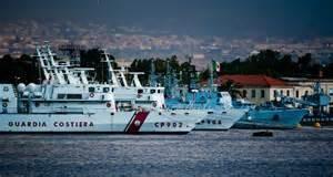 Navi della Guardia Costiera