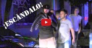 YOUTUBE Higuain notte brava in discoteca: donne, alcol...