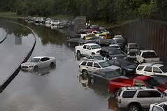 Inondazioni a Houston