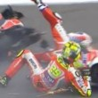 YOUTUBE Iannone e Dovizioso incidente, suicidio Ducati3