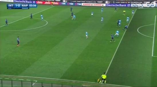 Icardi video gol Inter-Napoli: fuorigioco? VIDEO e FOTO