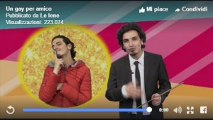 Le Iene, Pietro Sparacino si finge gay: ma il web si infuria