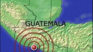Terremoto in Guatemala, scossa di magnitudo 6.2