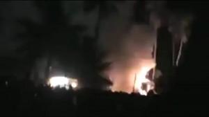 YOUTUBE India: incendio in tempio Kerala. Oltre 100 morti