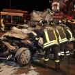 Colpo di sonno, auto fuori strada: moglie morta, lui è grave