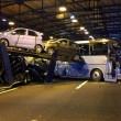 Bus studenti tampona bisarca su A1: cinque feriti lievi8