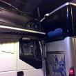 Bus studenti tampona bisarca su A1: cinque feriti lievi