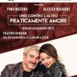 Pino Insegno in scena a Roma per Medici senza frontiere