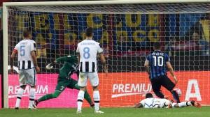 Inter-Udinese 3-1: foto-highlights-pagelle. Jovetic - Eder..