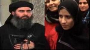 """Isis. Ex moglie al-Baghdadi: """"Meglio vivere in Occidente"""""""