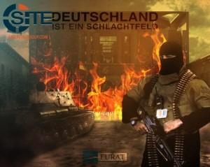 """Isis a musulmani tedeschi: """"Colpite Merkel e aeroporti"""""""