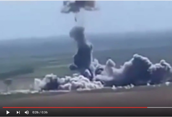 Isis: auto bomba esplode in aria VIDEO