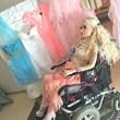 Jasmin Britney, Barbie umana paralizzata dal collo in giù