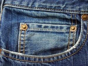 Jeans, a cosa servono quei bottoncini di rame sulla tasca?