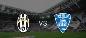 Juventus-Empoli streaming-diretta tv, dove vedere Serie A