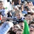 Juventus festa scudetto tifosi foto_6