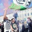 Juventus festa scudetto tifosi foto_9