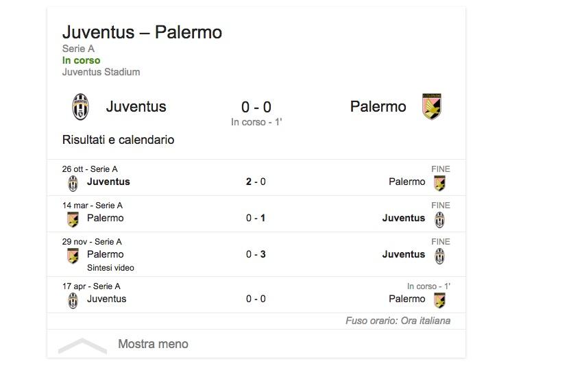 Juventus-Palermo streaming diretta tv online_6