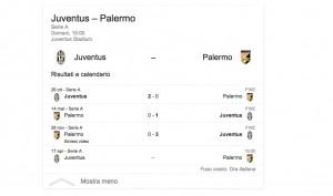 Guarda la versione ingrandita di Juventus-Palermo streaming-diretta tv, dove vedere Serie A