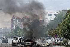 L'attacco a Kabul