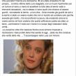 """Karina Huff morta. Eleonora Brigliadori: """"Uccisa da chemio"""""""