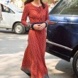 Kate Middleton in India: vestito cheap con i poveri, poi...2