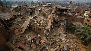 Il terremoto a Kathmandu