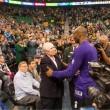 Kobe Bryant saluta da leggenda: 60 punti e lacrime