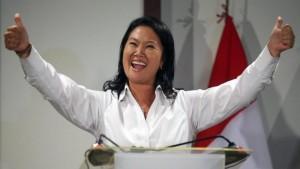 Elezioni Perù, Keiko Fujimori vince il primo turno