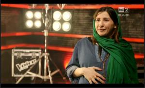 The Voice, Kimia Ghorbani lascia per nascita del figlio