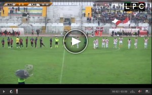 L'Aquila-Maceratese Sportube: streaming diretta live