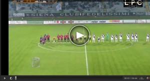 L'Aquila-Siena Sportube: streaming diretta live