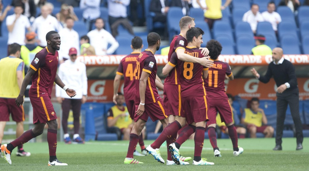 Lazio-Roma 1-4 pagelle highlights video gol derby_9