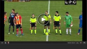 Lecce-Paganese Sportube: streaming diretta live