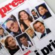 Panama Papers, la copertina de L'Espresso di venerdi 8 aprile
