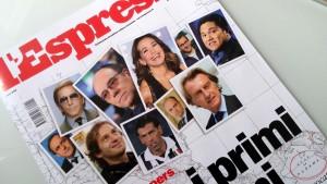 Guarda la versione ingrandita di L'Espresso, copertina dell'8 aprile dedicata ai Panama Papers