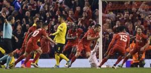 YOUTUBE Liverpool – Borussia Dortmund 4-3: gol e highlights