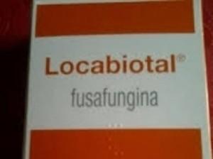 Guarda la versione ingrandita di Locabiotal, farmaco ritirato da Aifa: può provocare allergia