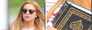 Lindsay Lohan, svolta islamica: studia il Corano