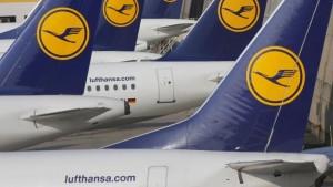 Guarda la versione ingrandita di Sciopero aerei Germania: Lufthansa, Air Berlin...caos Europa (foto d'archivio Ansa)