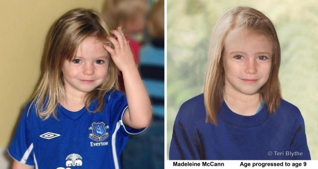Maddie McCann: c'è una pista ancora, poi indagini chiuse
