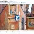 Madonna, volto popstar al posto della Vergine a Roma FOTO4